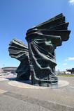 Silesian Insurgents Monument in Katowice, Poland - 147539659