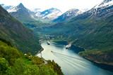 Norwegen Geirangerfjord - 147650236