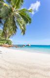 plage d'Anse Lazio, Praslin, Seychelles
