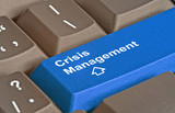 Keyboard with key for Crisis Management - 147928648