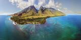 Island of Maui - Aerial Panorama - Hawaii - 148119620