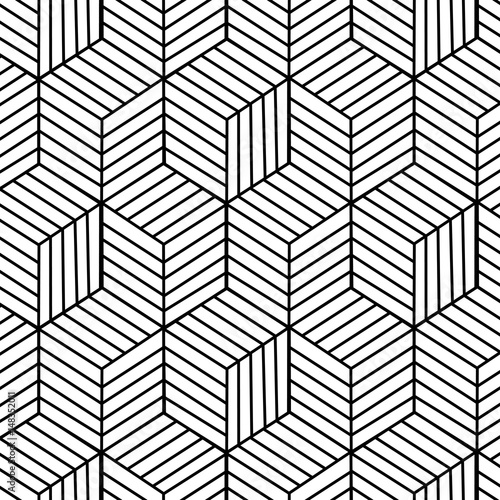 Fototapeta geometrik pattern