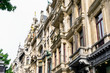 Beautiful antique church in Antwerp, Belgium