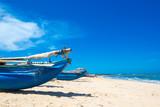 tropical beach in Sri Lanka - 148555464