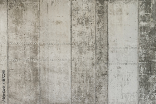 Poster Betonbehang concrete wall texture