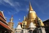 Wat Phra Kaew Temple ,Bangkok, Thailand
