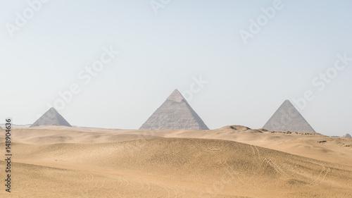 The Great Pyramid of Giza, Giza, Egypt