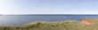 Overlooking the Gulf of St. Lawrence from Cavendish, Prince Edward Island, Canada.