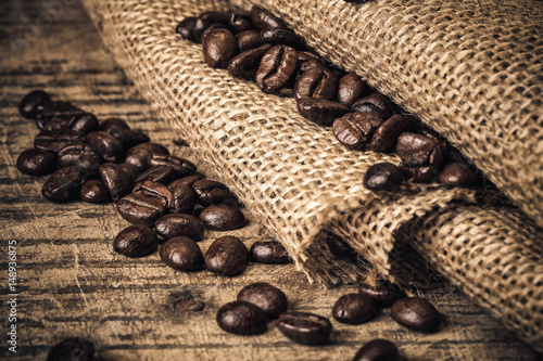Aluminium Koffiebonen Grains de café
