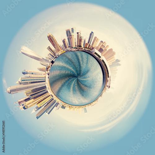 Papiers peints Dubai Planet Dubai