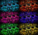 Abstrakcyjne kule - 148989455