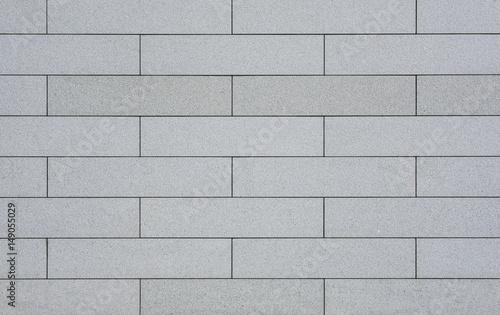 Concrete block wall texture