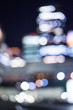 Out of focus city lights creating bokeh effect. - 149071602