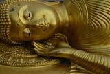 Golde statue
