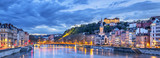 The Saone river in Lyon city - 149371470