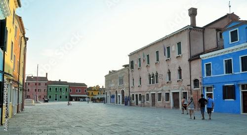 Keuken foto achterwand Venice Burano, Italia
