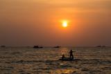 Sunset Phu Quoc Beach
