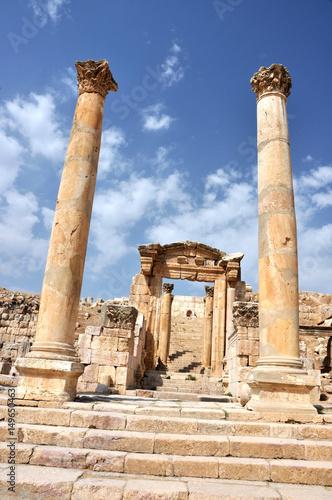 Jordan site Jerash