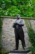Statue of Tenor John McCormack az Iveagh Garden, Dublin, Ireland - 149927444