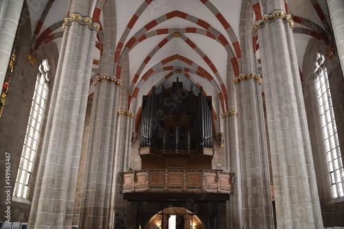 Divi-Blasii-Kirche Mühlhausen Poster