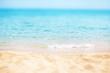 Quadro Tropical beach / Sunny day sea paradise / Sunny Beach Divine Coastline / Paradise postcard