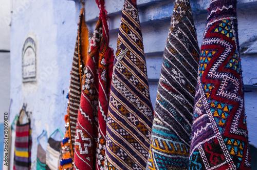 Spoed canvasdoek 2cm dik Marokko Tapis marocains