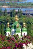 Vydubychi Monastery, Kyiv, Ukraine