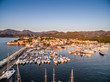 Saint-Florent from above on corse - 150126006