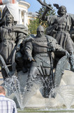 The founders of Kyiv Monument