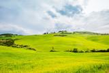Paysage du Val d'Orcia en Toscane - 150230082