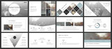 Elements for infographics on a white background. Presentation templates. Use in presentation, flyer and leaflet, corporate report, marketing, advertising, annual report, banner. - 150271414