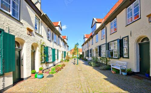 Ruelle de Lübeck, Allemagne