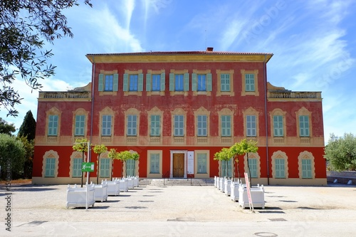 Foto op Canvas Nice Matisse Museum, Nice