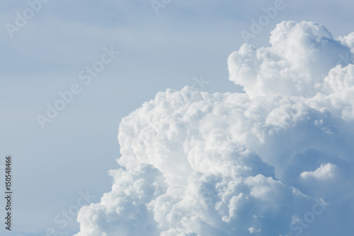 cloud above sky cloudy background - 150548466