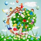 Cała Ziemia dla dzieci