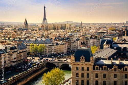 Paris, City of Light Poster