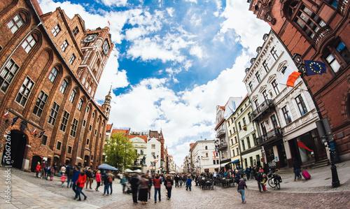 Torun city, Poland - 150672676
