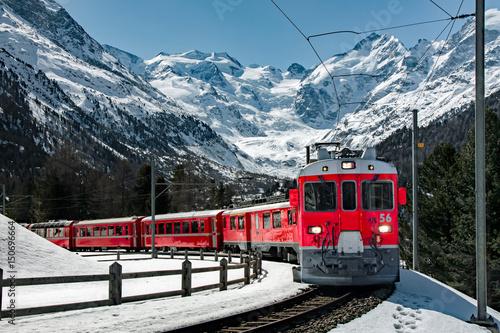 Trenino rosso del Bernona - Swiss