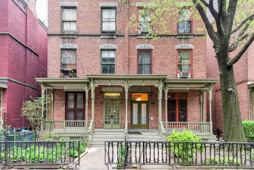 Poster Astor Row - New York City