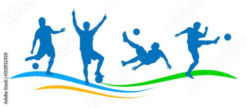 Fototapeta Fussball - Soccer - 227