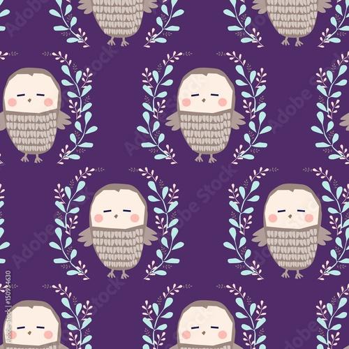 owl illustration - 150934630