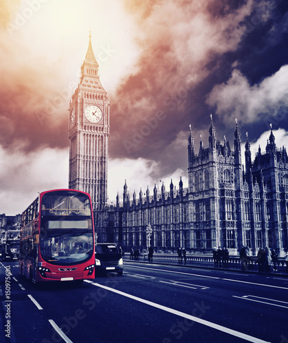 Papiers peints Londres Houses of Parliament