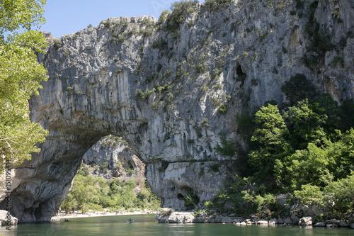 pont d'arc Ardèche Poster