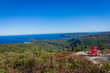 Hiking Franey in Nova Scotia