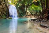 third level of Erawan Waterfall