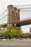 Brooklyn Bridge and DUMBO