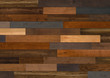 Mixed Species  Wood flooring pattern for background texture or interior design element
