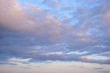 Lightly Colored Sky
