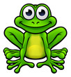 Frog Cartoon Character - 151443209
