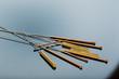 acupuncture needles - 151460239